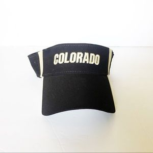CU Colorado Nike Dri-Fit Visor